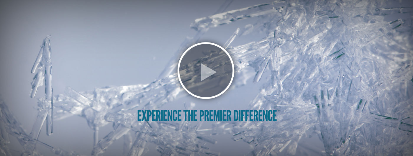 Experience The Premier Difference